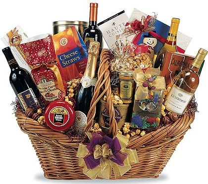 Claim your gift basket secrets of bonding we got an awesome holiday gift basket for christmas hanukkah and fill in your favorite holiday its from that bonding company great midwest insurance negle Images